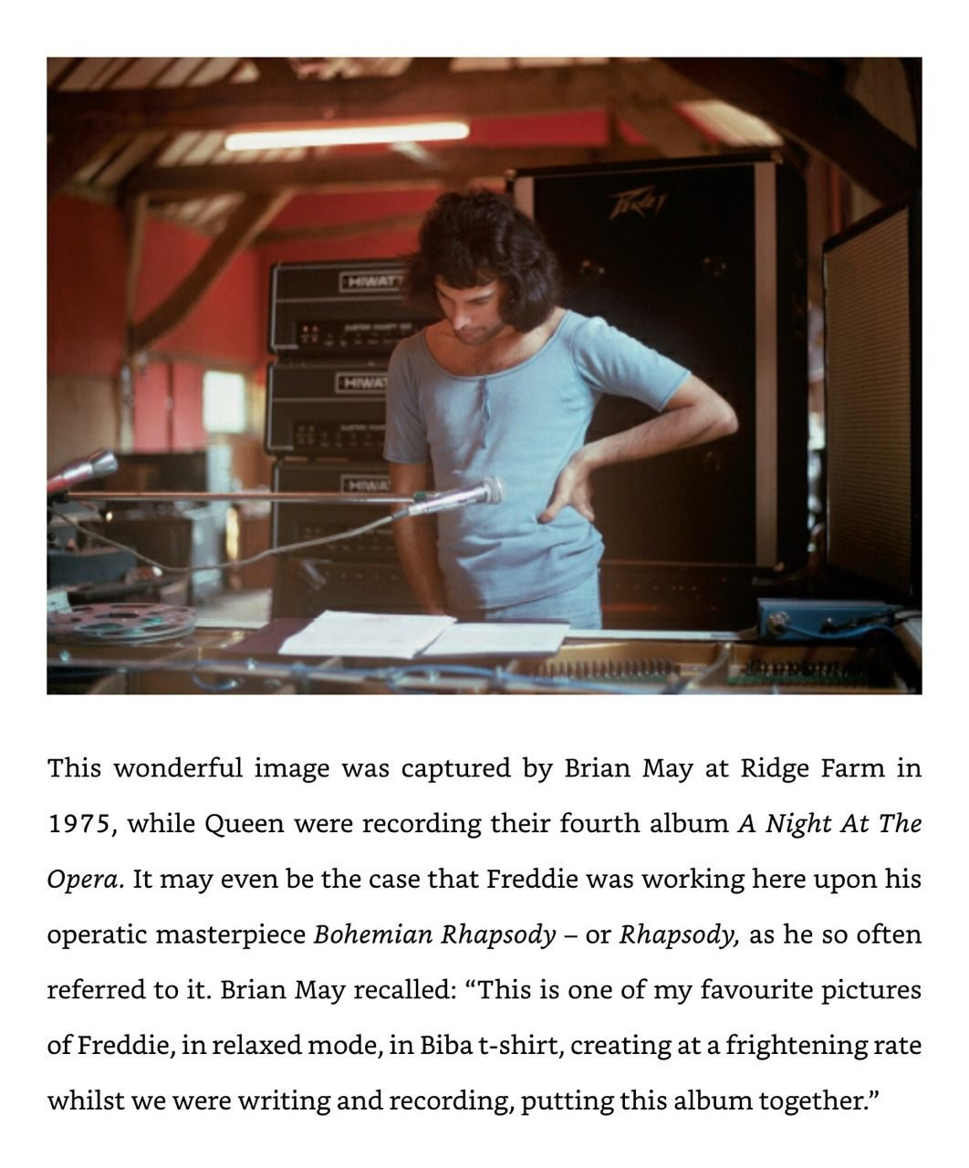 In This House We Love And Appreciate John Deacon Queen Freddie