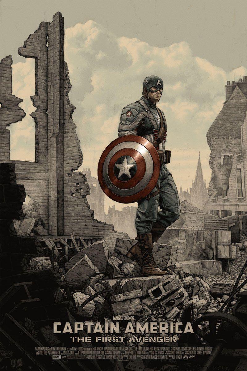Divulgadas artes incríveis de Capitão América e Homem-Formiga para a ...
