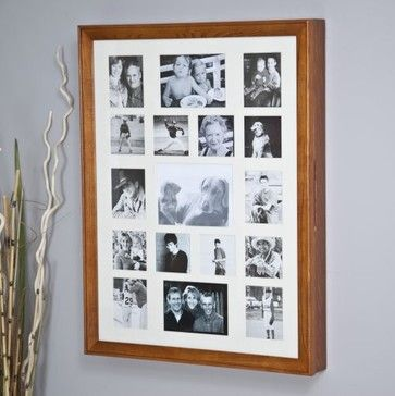 Collage Frame Collage Photo Frame Wooden Wall Locking Jewelry