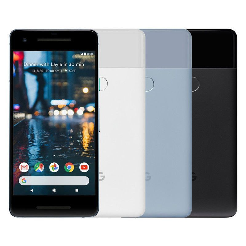 Google Pixel 2 Factory Unlocked 64gb 128gb Refurbished Gsm Smartphone In A Grade Google Pixel Google Pixel 2 Android Wifi