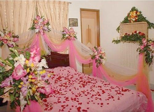 Beautiful Bridal Room Decoration Virtual University