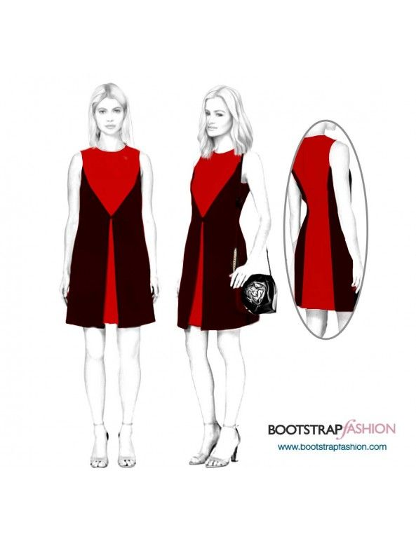 Bootstrapfashion.com - Designer Sewing Patterns, Free Trend Reports and Fashion…