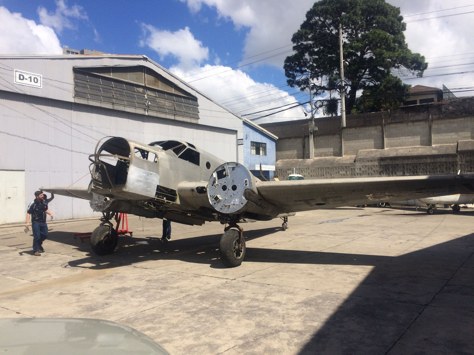 1942 Beechcraft AT-11 Kansan for sale in (MGGT) Guatemala