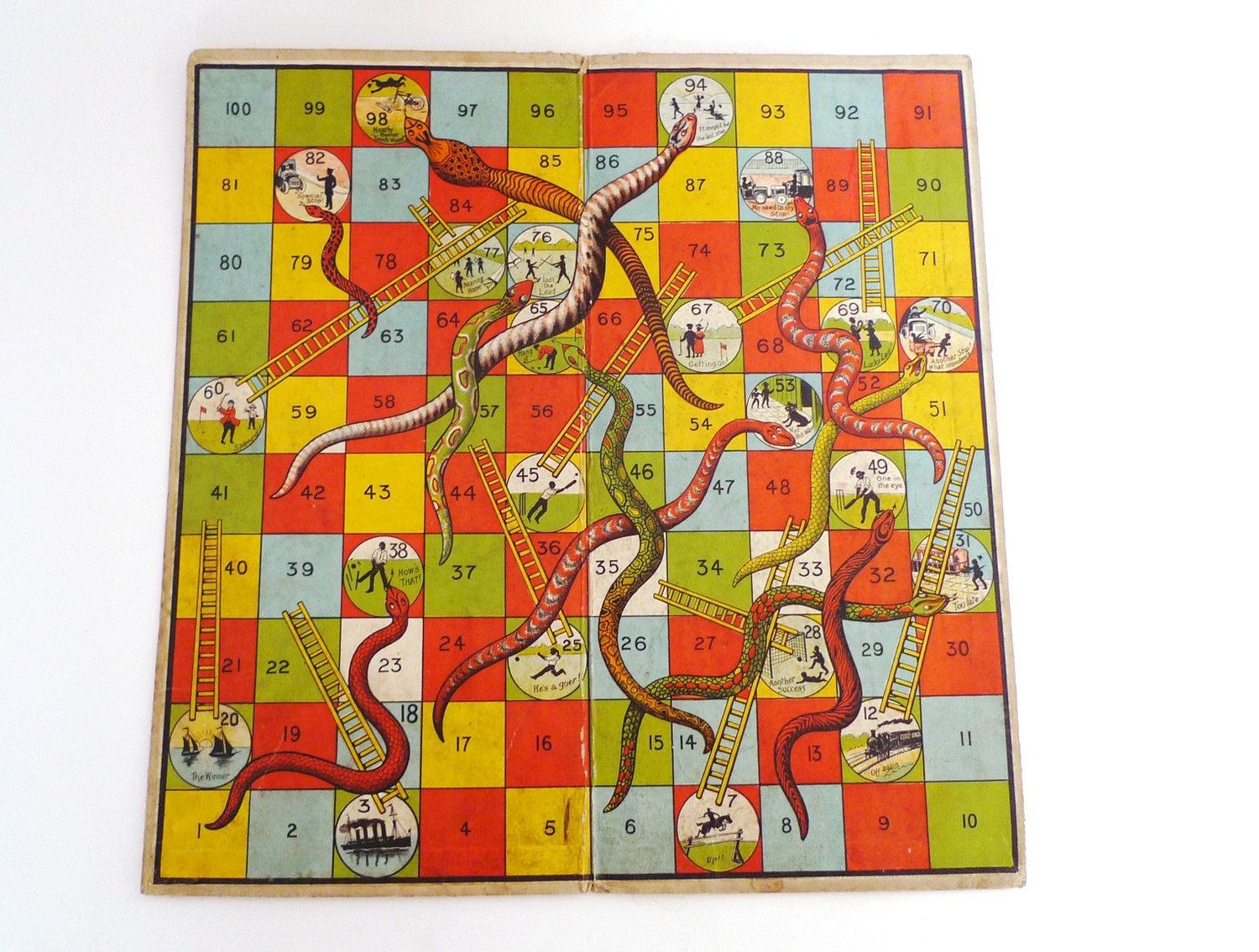 Pictures images snakes and ladders board game template wallpaper - Explore Vintage Board Games Retro Games And More Snakes Ladders Board