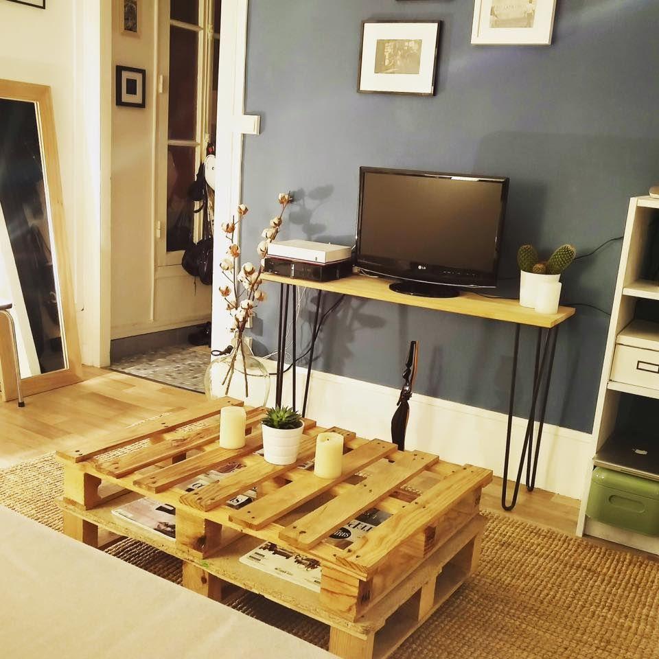 Meuble Tv Geek Album Banc Tv Besta Ikea Ralisations Clients Srie  # Meuble Tv Au Mur