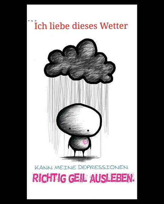 Regenwetter | Nicole&Kai | Regen sprüche, Witzige bilder ...