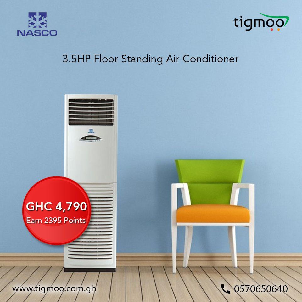 Make order online for #NASCO 3.5HP Floor Standing #AirConditioner ...