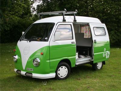 Hijet Camper Van Mini Camper Micro Camper Camper Van