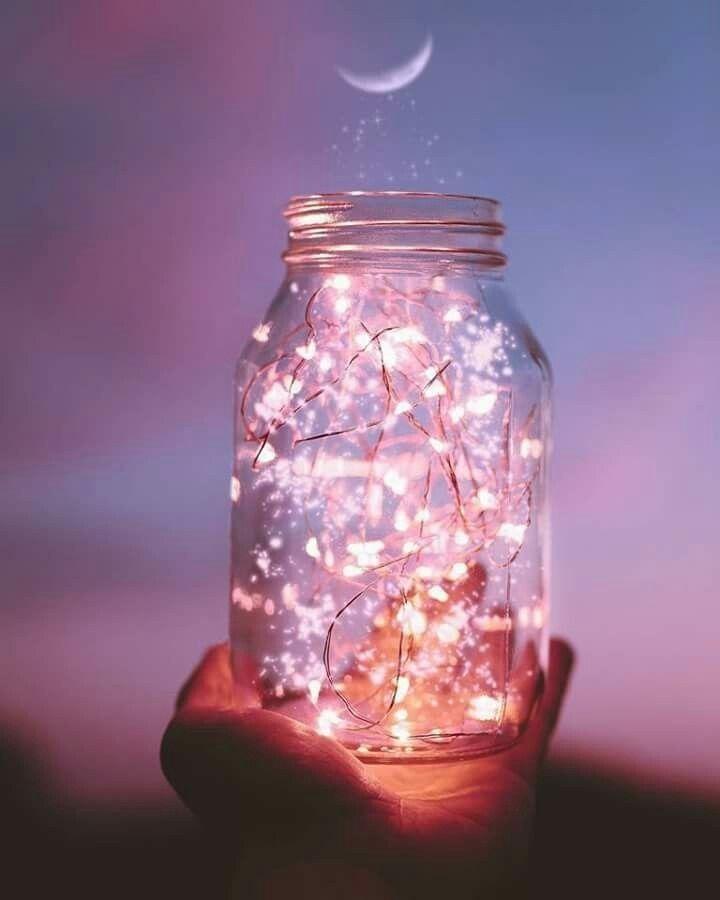 Jar of light   Aesthetic iphone wallpaper, Cute wallpaper ...