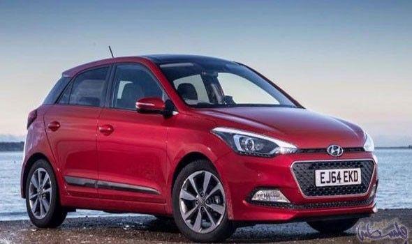 هيونداي تطلق سيارتها I20 الجديدة Hyundai Car Suv Car