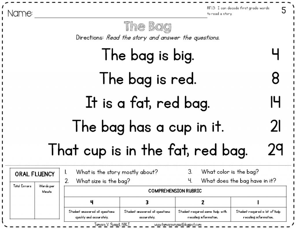 46+ Reading decoding worksheets Popular