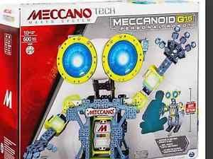 Meccano Meccanoid G15 Ebay Meccano Robots Pinterest Robot
