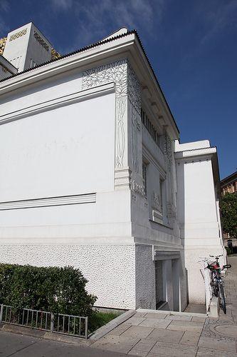 Vienna Secession Building Joseph Maria Olbrich 1897 13