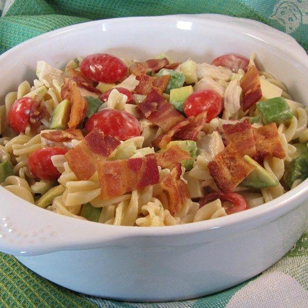 Chicken Club Pasta Salad Photos - Allrecipes.com
