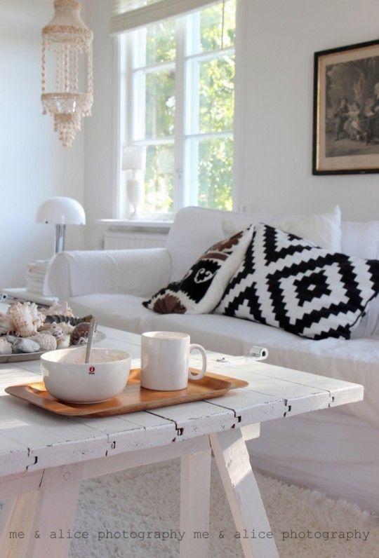 ikea's smart lappljung ruta pillow  home living room