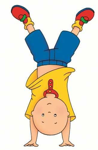 caillou was so awesome back in the day memories pinterest rh pinterest nz caillou clipart