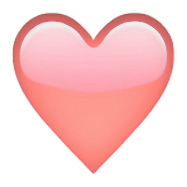 Discover The Coolest Peach Heart Emoji Heartemoji Peachcolor Freetouse Freetoedit Stickers In 2020 Heart Emoji Image Stickers Emoji