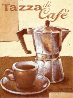 Varieté de Láminas para Decoupage: Para el Té...o Café