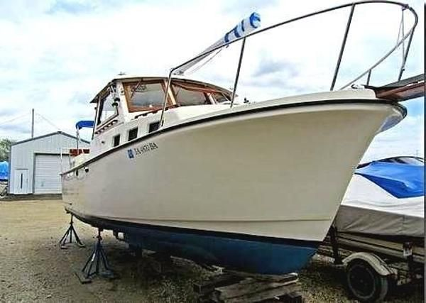 Used 1984 Albin 27 Family Cruiser Sister Bay Wi 54234