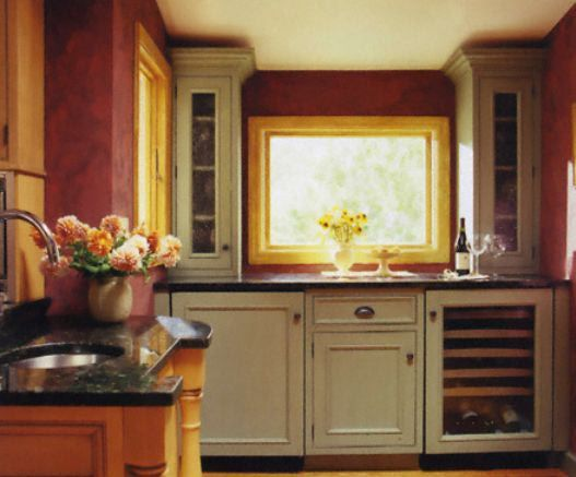 Best 4 Ways To Fix Kitchen Cabinet Open Soffits Laminate 400 x 300