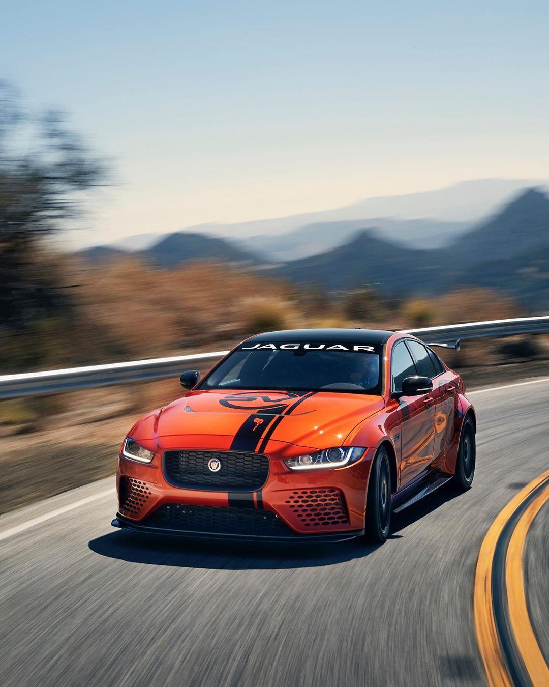 "Jaguar Xe Sv Project 8: Jaguar On Instagram: ""The Sheer Beauty Of Power. #Jaguar"