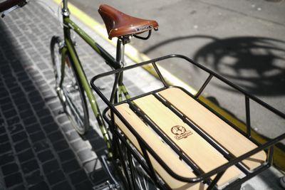 Gamoh1 Rear Bike Basket Bike I Want To Ride My Bicycle