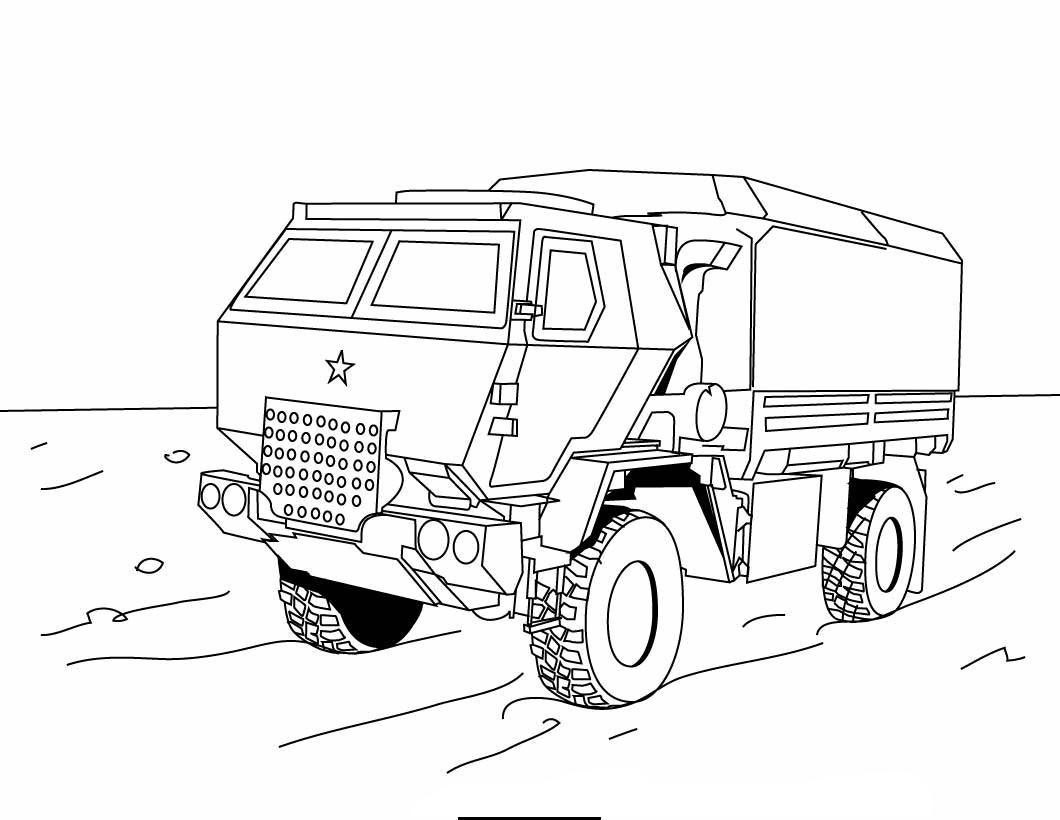 military vehicles off road truck coloring pages for kids printable military vehicles coloring pages for kids
