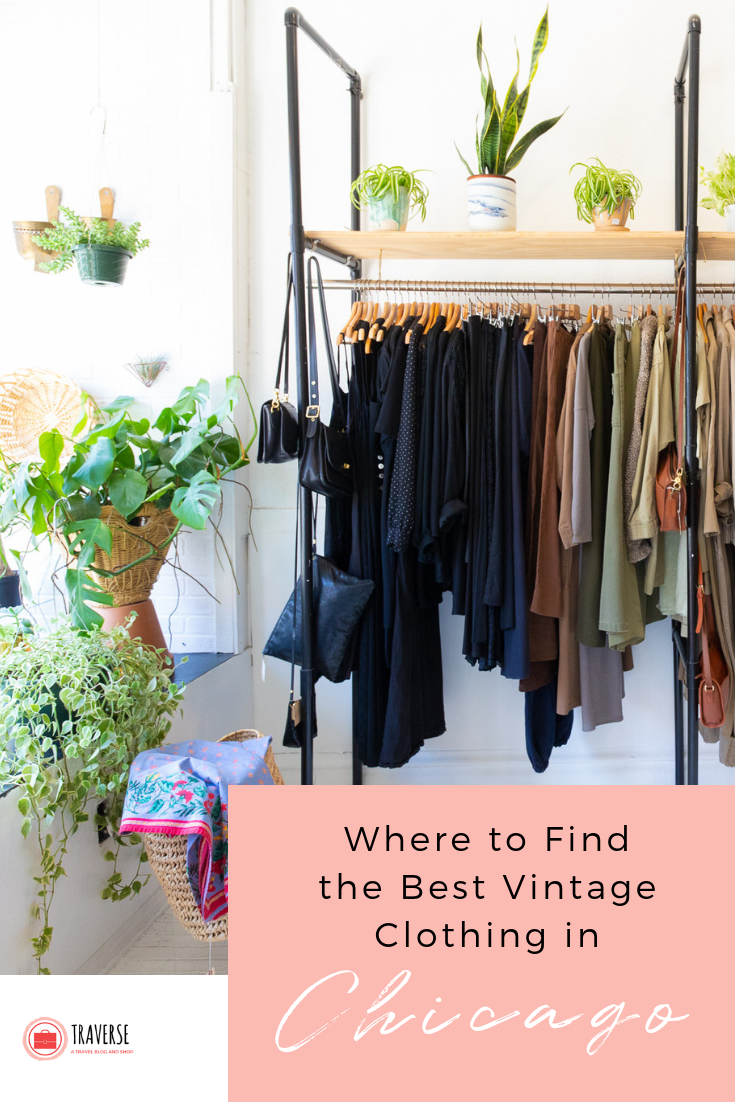 Where To Find The Best Vintage Thrift Clothing Shops In Chicago