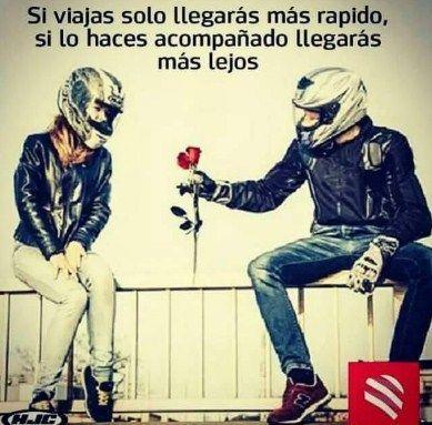 Descargar Imagenes De Motos Con Frases De Amor Frases Pinterest