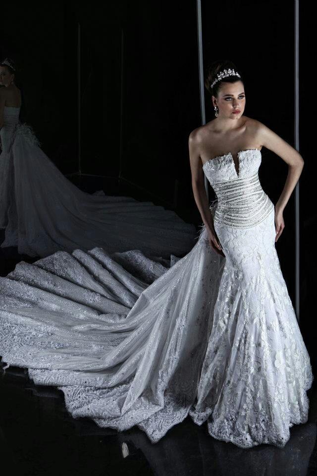Rami Salamoun Haute - Couture | Fancy wedding dresses ...
