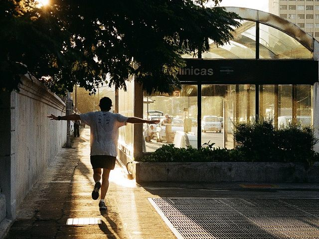 São Paulo's new master plan prioritizes people, not cars. Photo by mlsirac/Flickr.