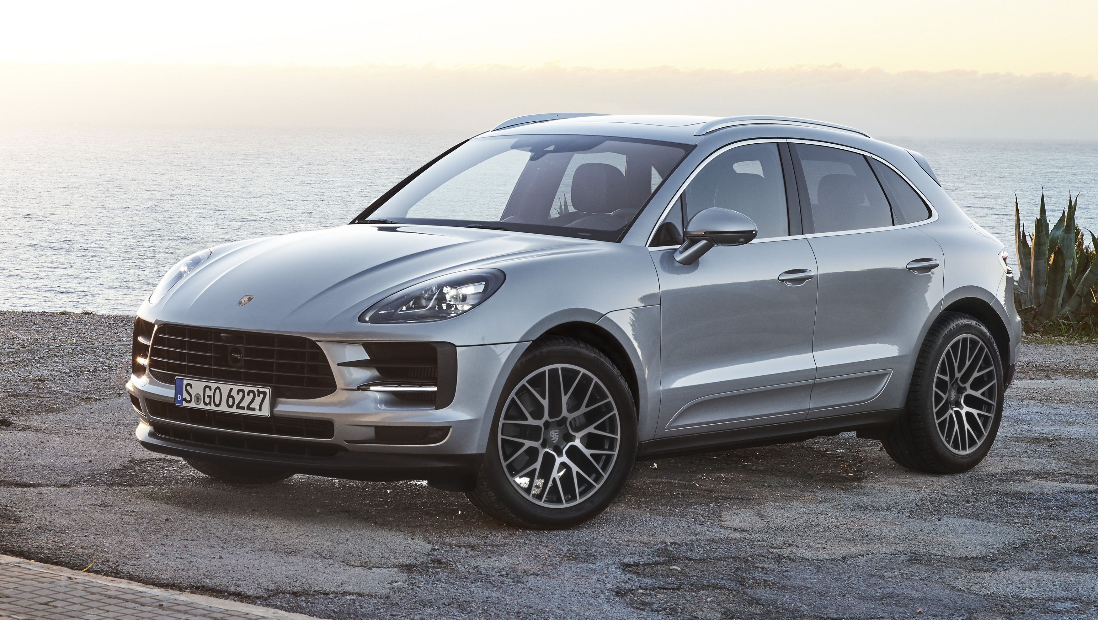 The 2021 Porsche Macan Will Only Be Offered With An All
