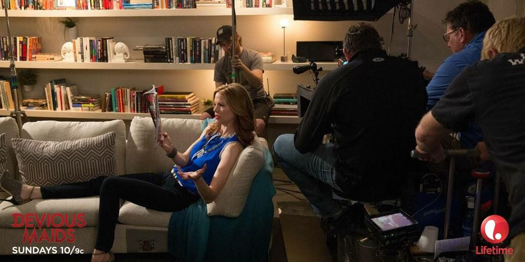 """""""I really thought you were deported."""" #BTS #DeviousDetails #DeviousMaids #DeviousArmy 