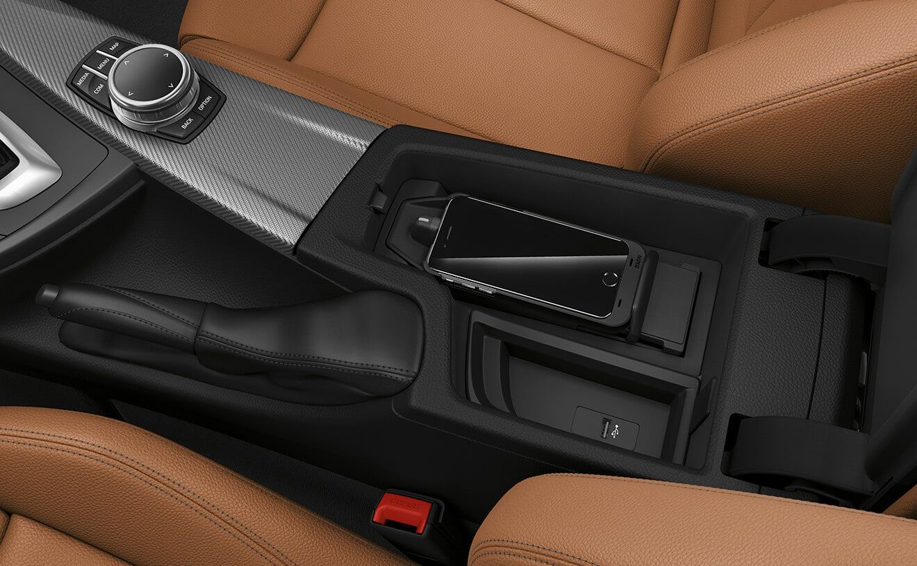 The Bmw 4 Series Gran Coupe With Cognac Brown Interior With