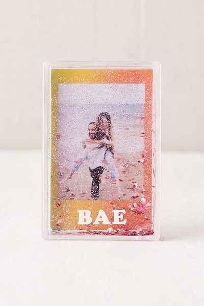 Amazing Mini Instax Bae Glitter Picture Frame
