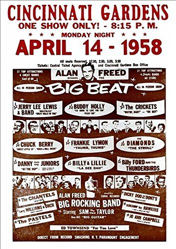 Pin by Joey Crean on Vintage Posters | Vintage concert