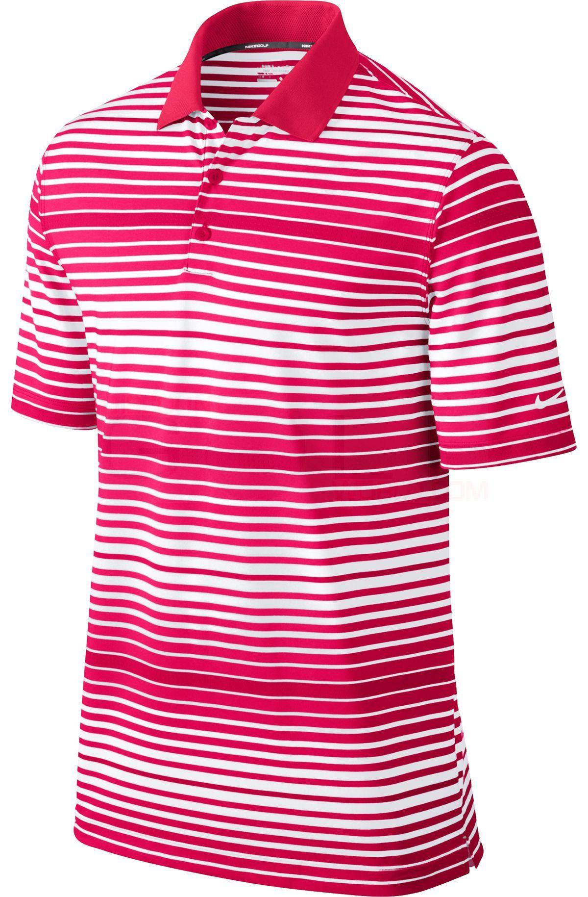 Nike Key Bold Heather Stripe Polo 585824 Golf Shirts Pinterest