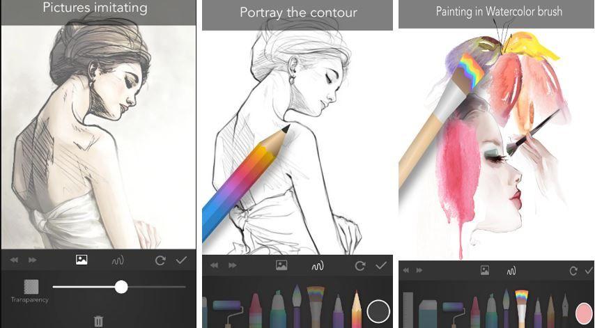 Aplicativos Para Voce Desenhar No Android Com Imagens