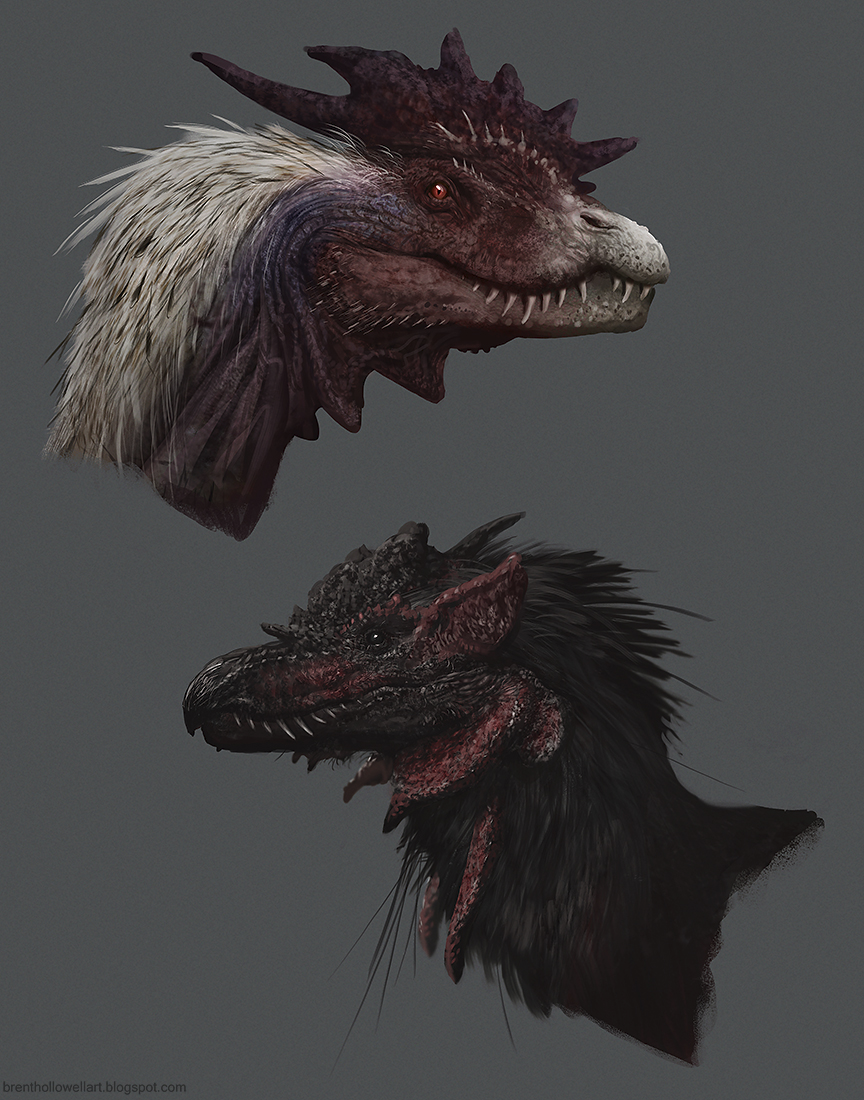 Chickensaurs by BrentHollowellArt on DeviantArt