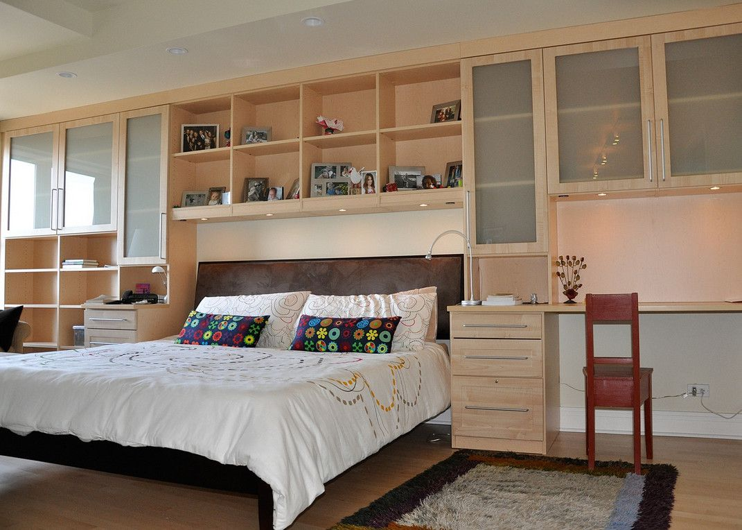 Bedroom Storage Cabinets And Other Bedroom Storage Options | Project ...