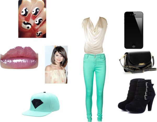 """""""Day with friends"""" by jahlah on Polyvore"""