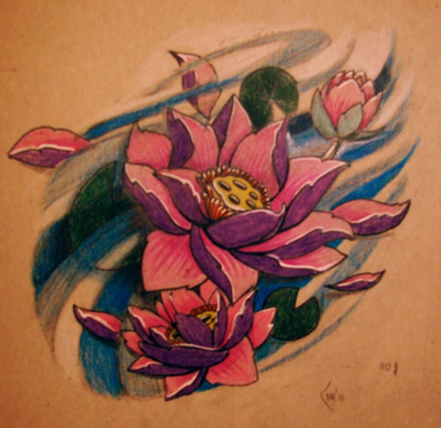 Sketch For Tattoo By Xenija88 Lucky Tattoo Tattoos