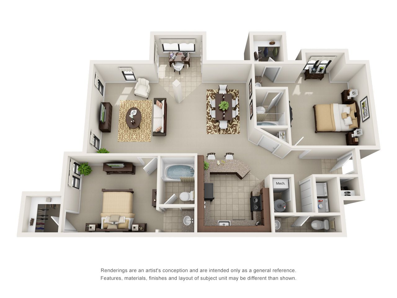 1 2 3 Bedroom Apartments In Hoover Al Floor Plans Hoover Alabama Apartment Steadfast Sims House Design Apartment Floor Plans Apartment Layout