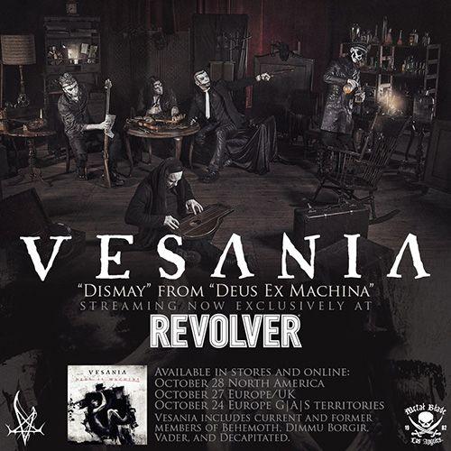 New Vesania Song