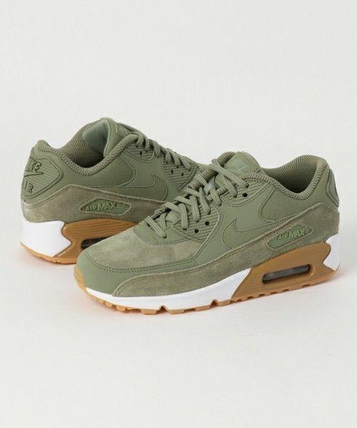 Nike WMNS AIR MAX 90 SE Oil Green