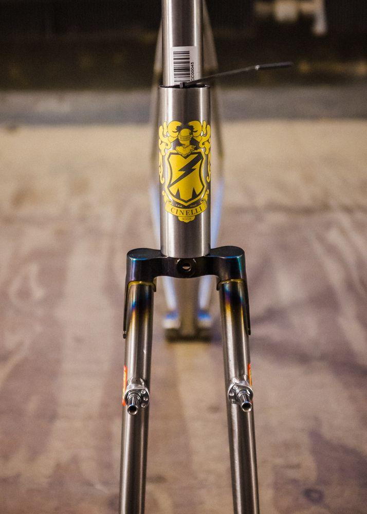 Cinelli Mash Work Frameset   bicis   Pinterest   Ciclismo, Mi amor y ...