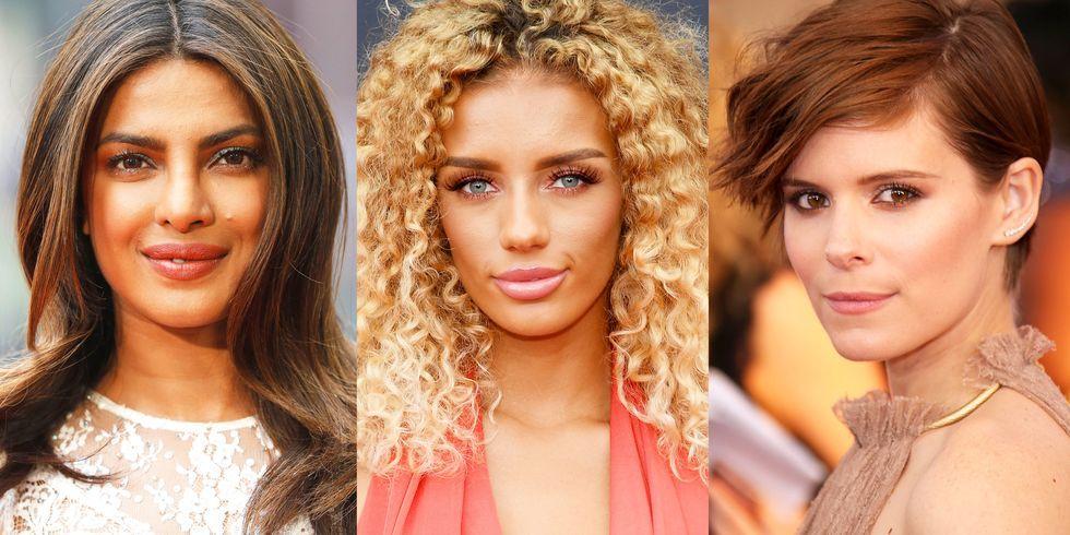 قصة شعر الـ Layers لكل أشكال الوجوه شاهدي واختاري ما يناسبك In 2021 Hair Styles Easy Hairstyles Medium Hair Styles