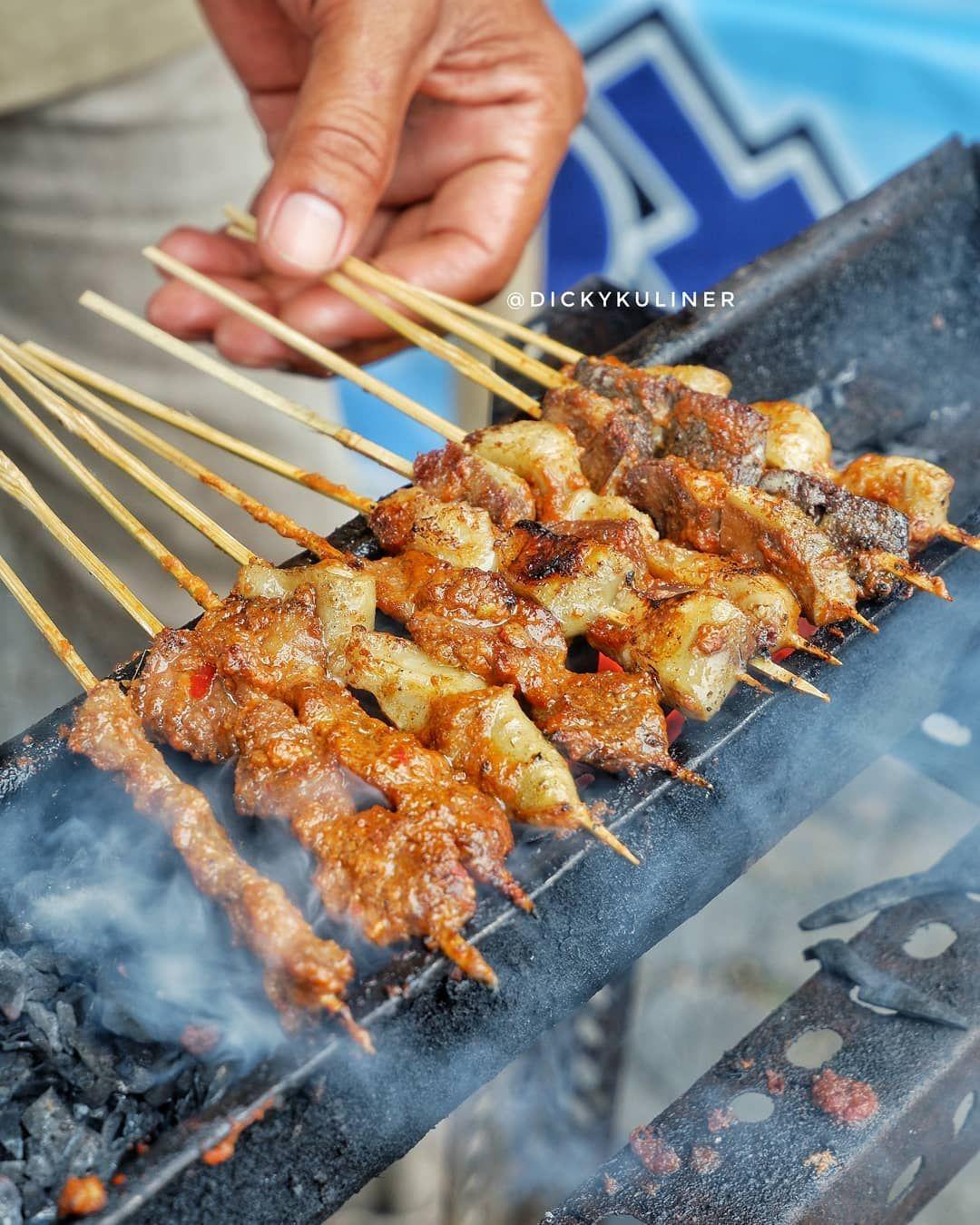 Kuliner Enak Di Lombok Sate Bulayak Makanan Enak Makanan