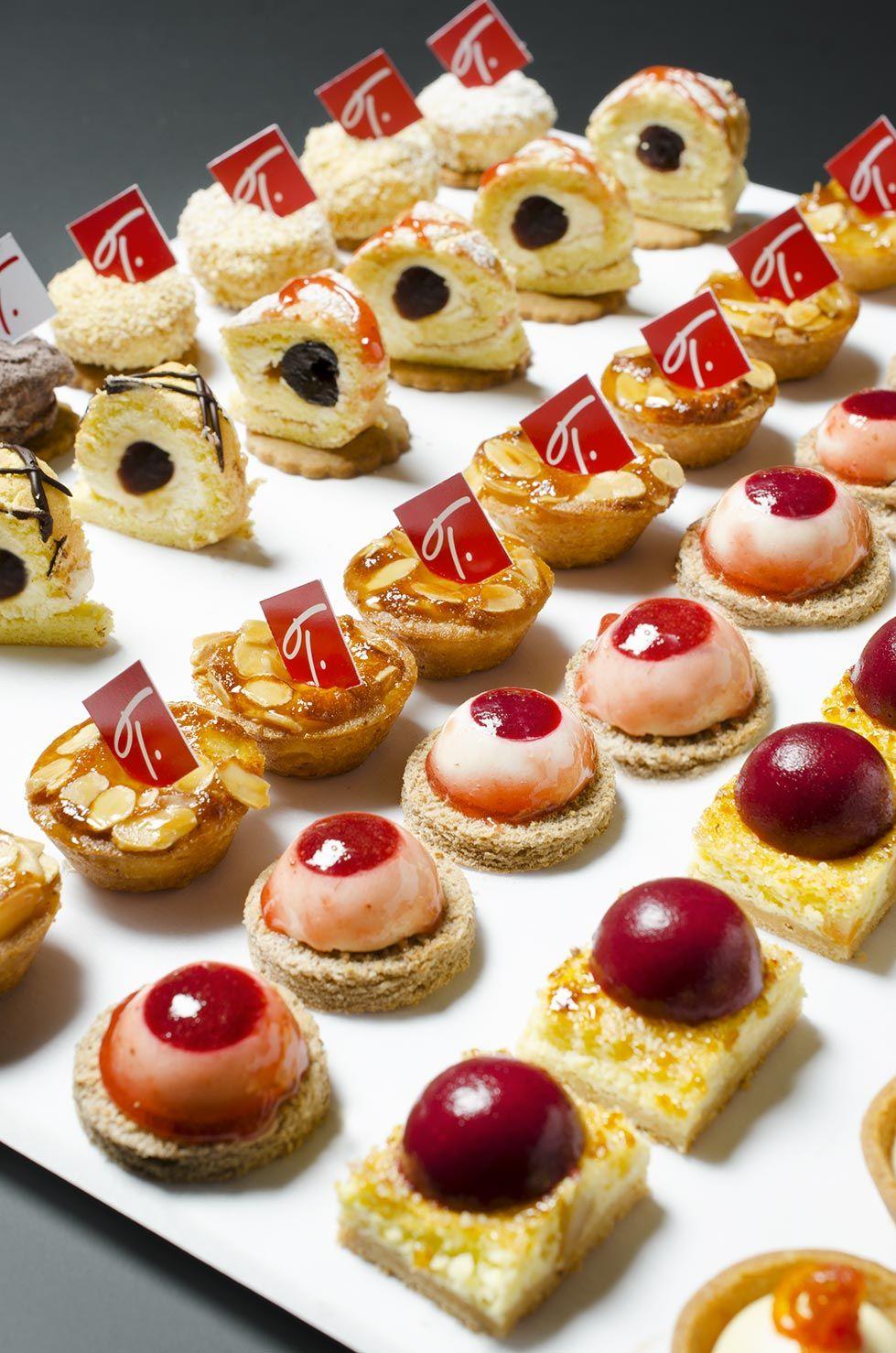 Pasticceria mignon | Food, Italian pastries, Desserts