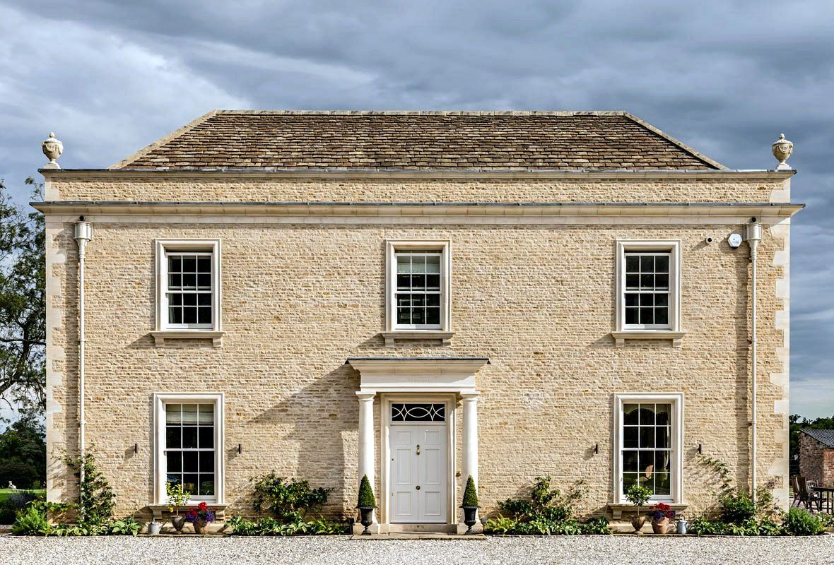Private Residence Cotswolds United Kingdom Built 2014 Architect